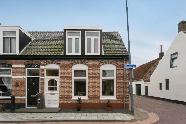 Woning Kerkstraat 17 Wissenkerke
