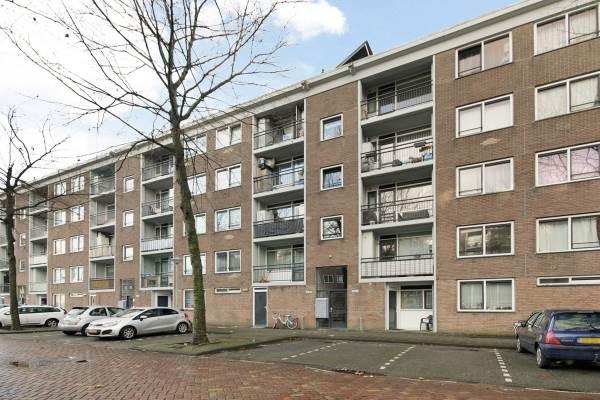 Woning Overveenstraat 21 Amsterdam
