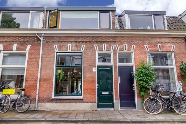 Woning oosterdwarsstraat leiden oozo