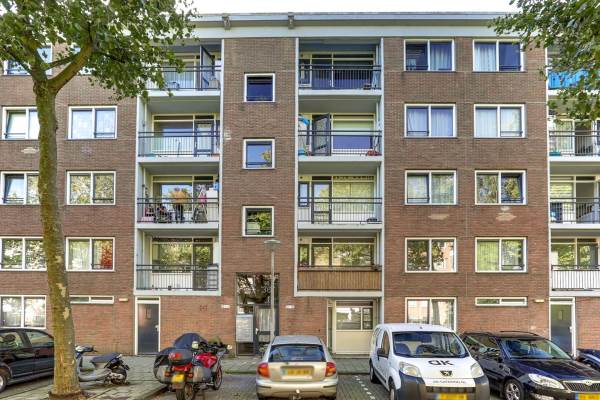 Woning Overveenstraat 33 Amsterdam