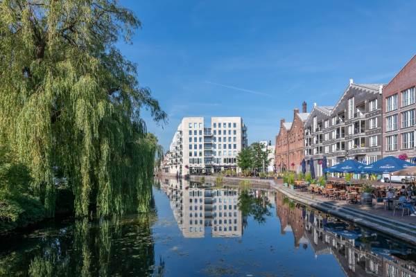 Woning Oranje-Vrijstaatkade 10 Amsterdam