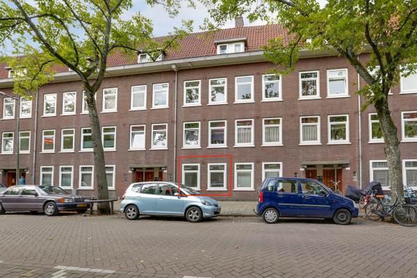 Woning Orteliusstraat 73 Amsterdam