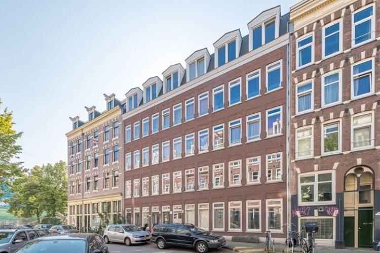 Woning Tweede van Swindenstraat 178-B Amsterdam