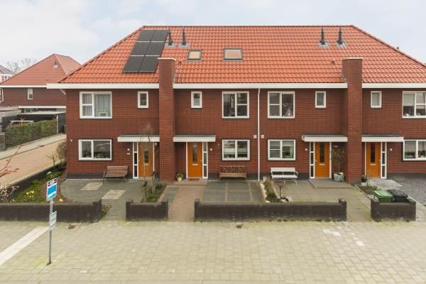 Woning Vondelstraat 27 Leeuwarden