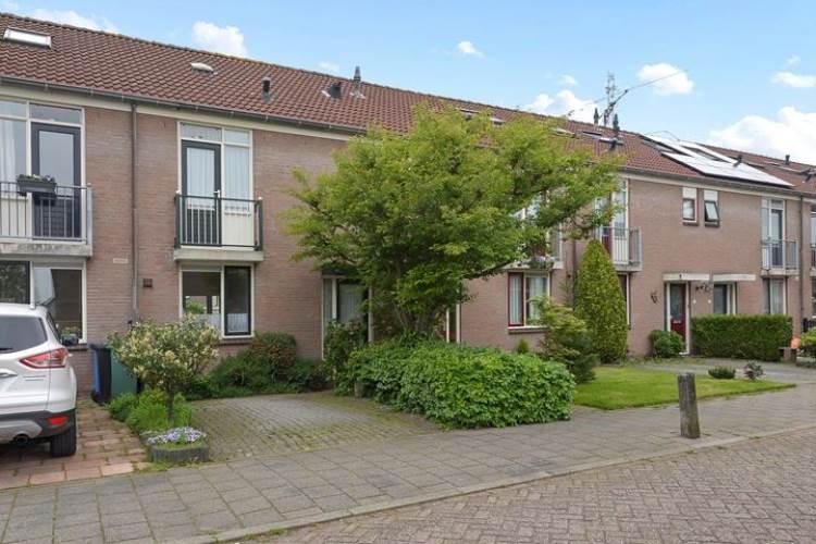 Woning Anna van Burenstraat 36 Pijnacker