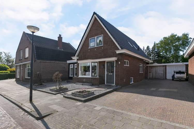 Woning Haulerweg 24 Wolvega