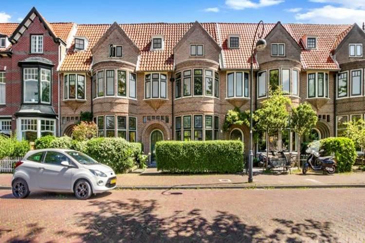 Woning Prinsessekade 38 Haarlem