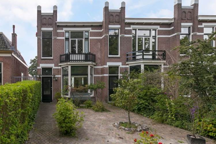 Woning Spanjaardslaan 41 Leeuwarden
