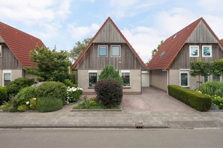 Woning Franckenastate 30 Leeuwarden