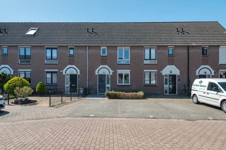 Woning Kerktoren 9 Middelburg