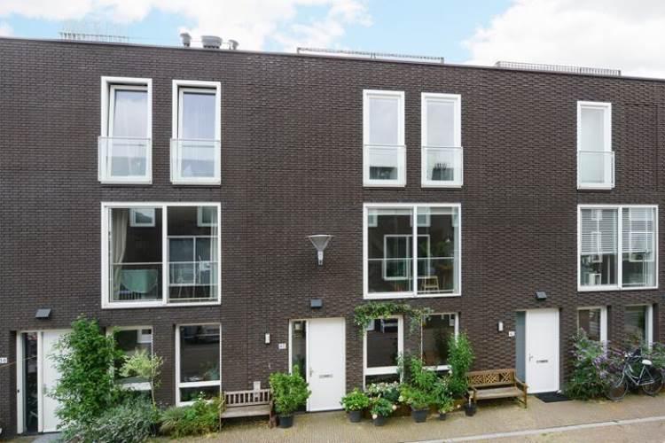 Woning Anthoniedijk 40+ PP Utrecht