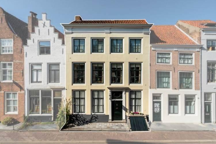 Woning Hoogstraat 17 Middelburg