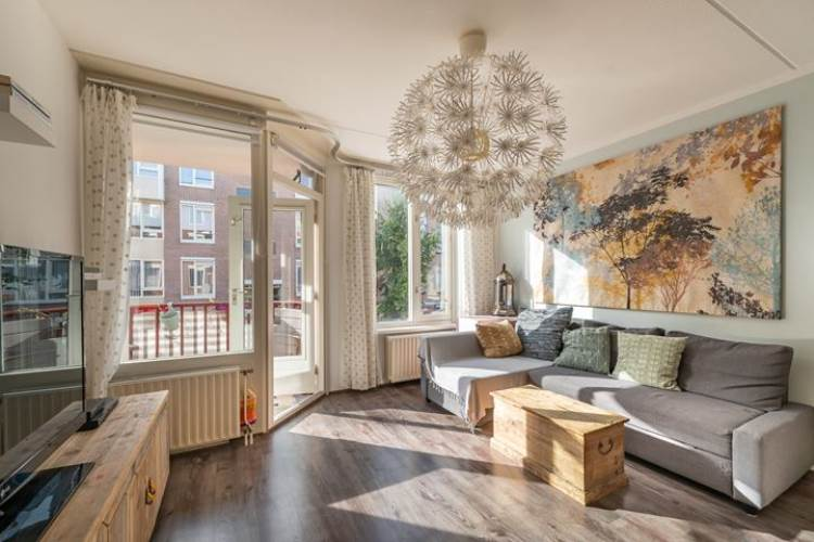 Woning Reinwardtstraat 37-B Amsterdam