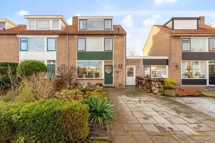 Woning Cornelis Beerninckstraat 12 Mijdrecht