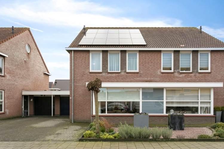 Woning van Assendelftstraat 33 Waalwijk