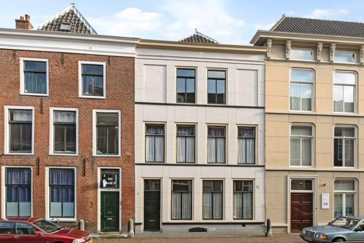 Woning Papengracht 28 Leiden