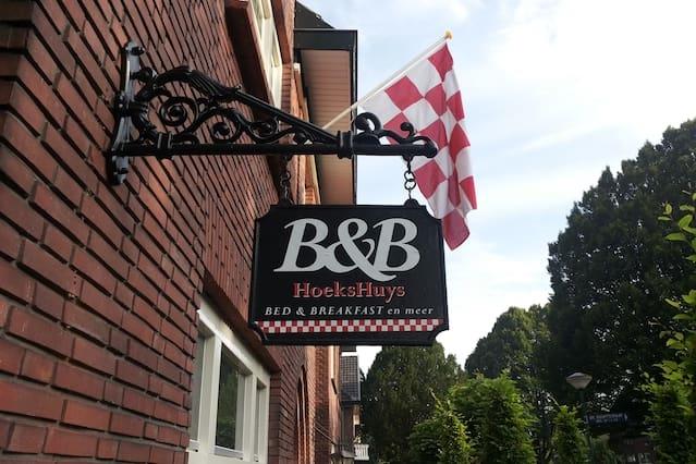 Hoeks Huys;  B&B en meer....