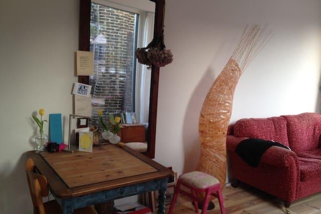 Cosy appartement, centrum Zutphen
