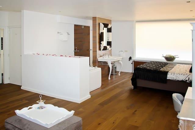 Luxe B&B met unieke suites