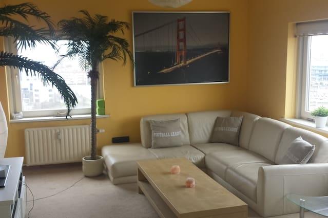 Appartement Haarlem / met uitzicht