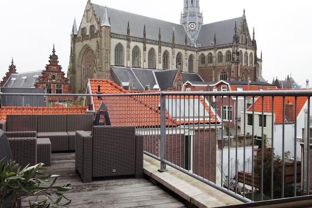 Haarlem city centre apartment!