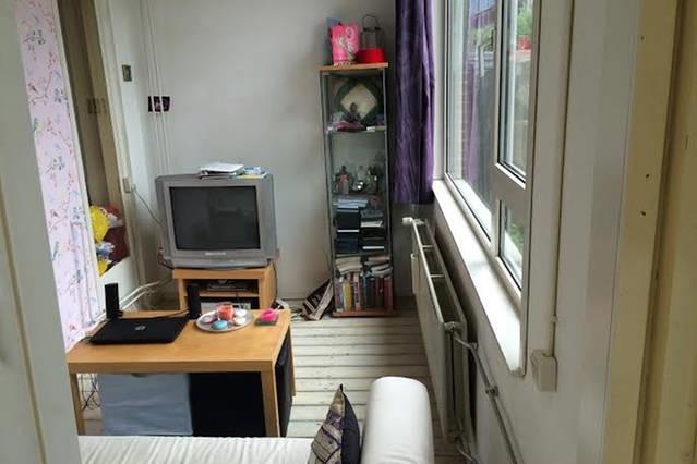 Nice rooms to rent in Utrecht city with big garden
