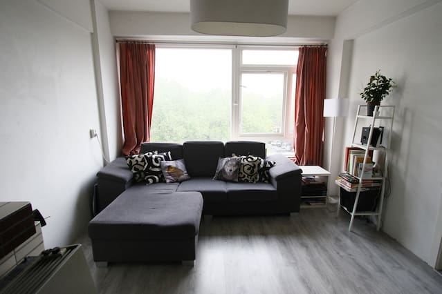 Romantic little appartment in Rotterdam