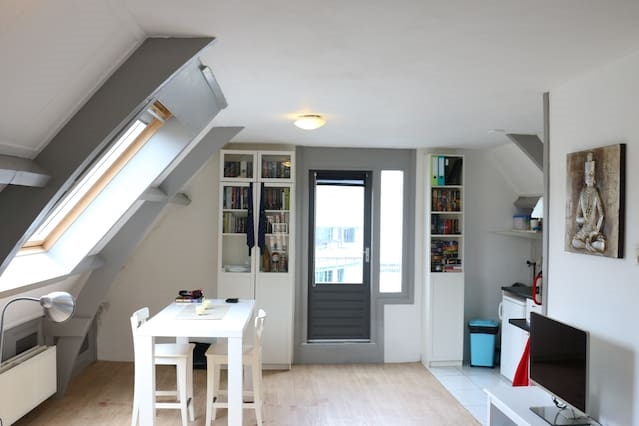 Cute apartment in center of Haarlem