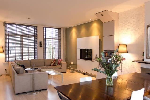 Riant appartement in Kralingen