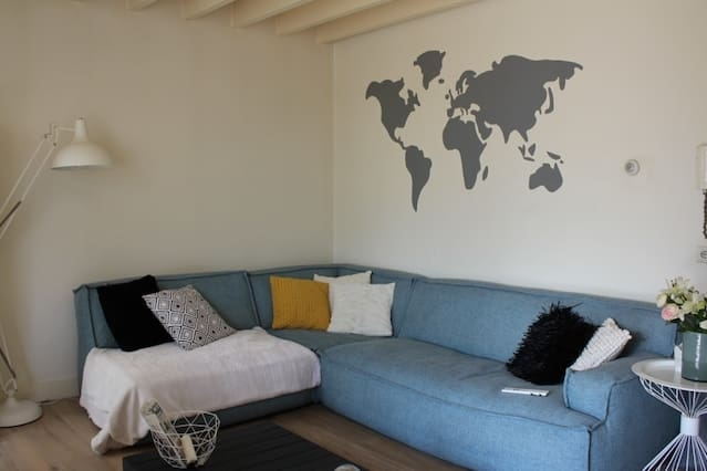 Hip appartement Top locatie!