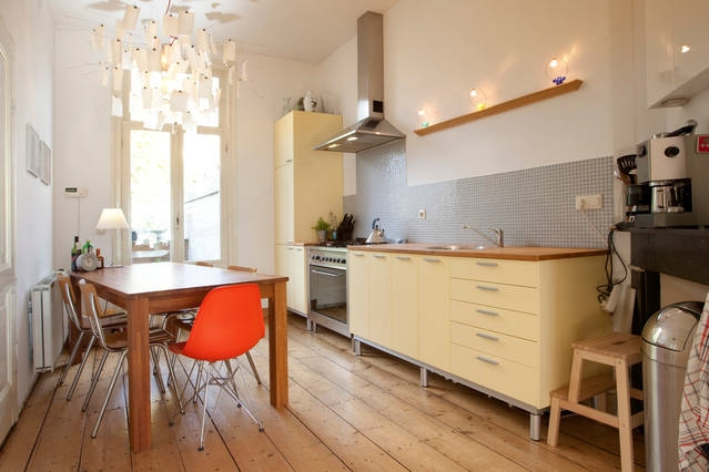 Comfortabel design appartement