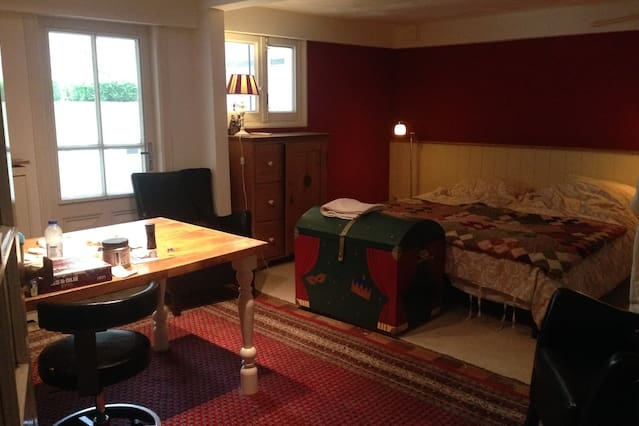 Luxury; double room in Manor House with Jacuzzi