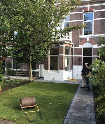 Family home in The Hague