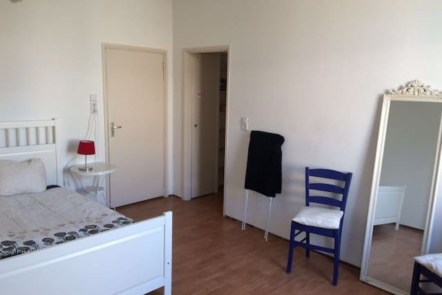 Nice apartment in a peacefully area