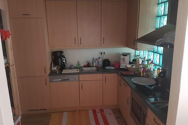 Ruim appartement (90 vierkante meter)