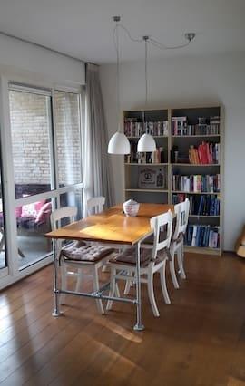 Appartement: centrum Den Bosch en natuur dichtbij