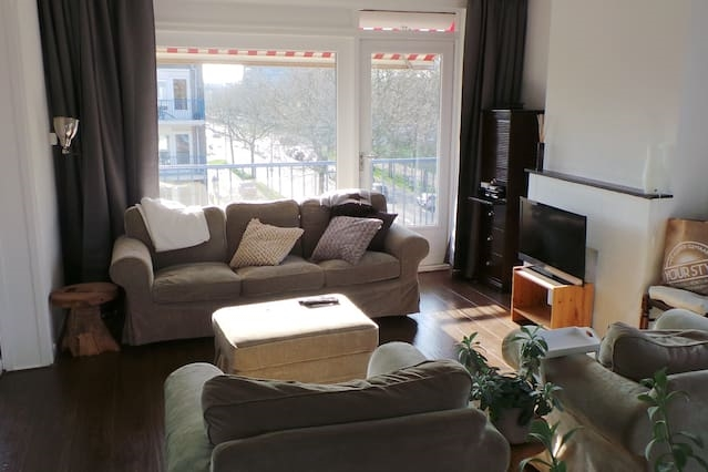 Cosy family apartment in centre!