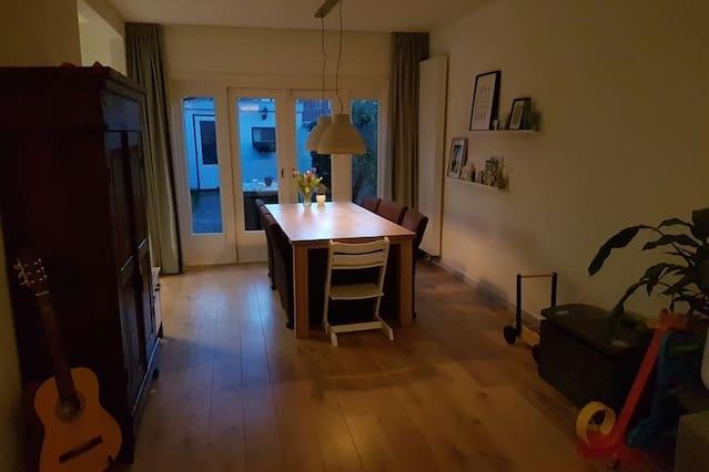 Charming 30's home near center of Breda