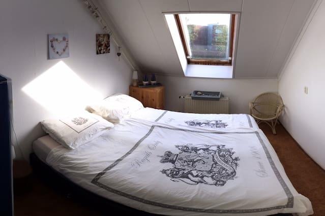 Zwolle Zuid, cozy room