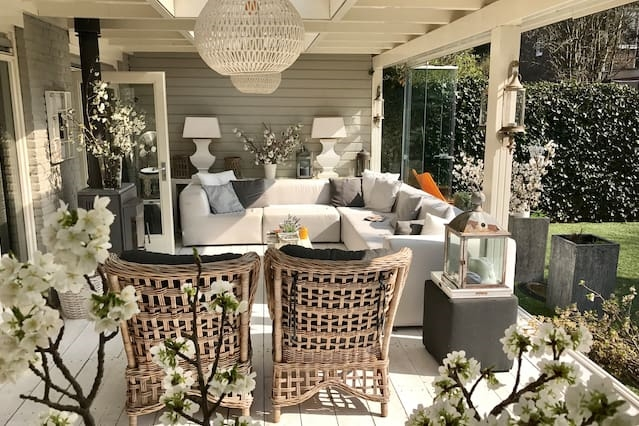 Faboules luxery house near by beach Scheveningen