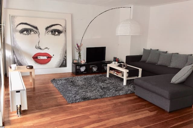 Convenient clean apartment downtown/station+carprk