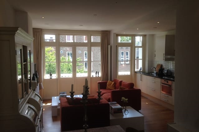 Beautiful cozy apartment in Amsterdam Old West