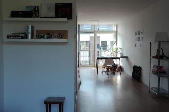 Spacious apartment along the Rotte