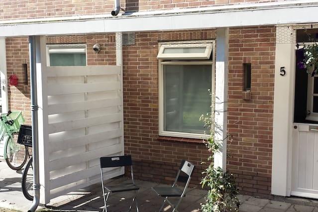 Complete family house in Alkmaar city center