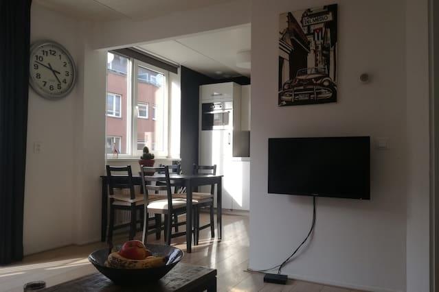 Perfect apartment, city center (2p.)