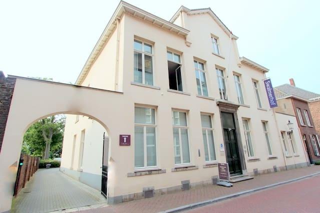 Villadelux Swalmerhof, kamer 10 (familiekamer)