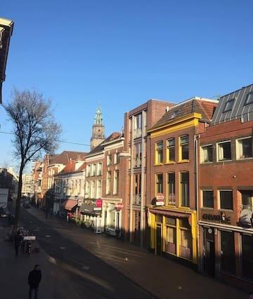 Apartment Groningen City Centre