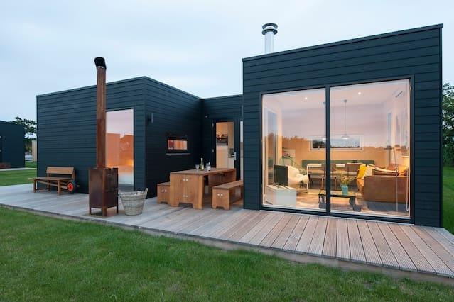Stoer, comfortabel vakantiehuis 2km vanaf Noordzee