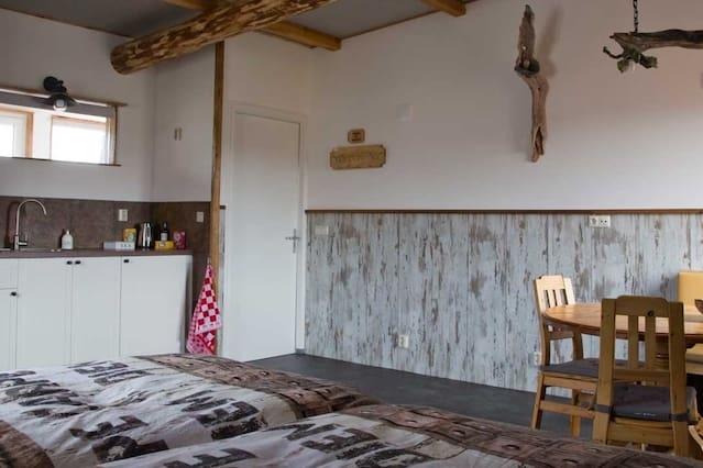 Kamer 1 in B&B De Droomhut