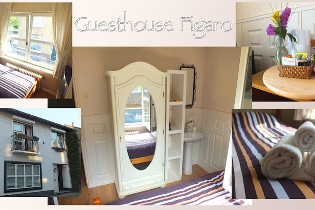 Guesthouse Figaro Single Room